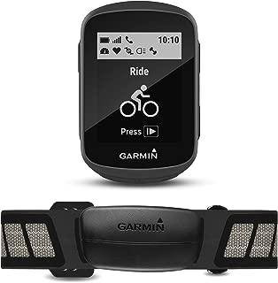 Garmin Edge 130 Pack - Ciclocomputador con GPS (Pantalla de