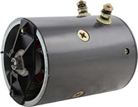 New Slot Shaft Plow Motor for Fisher & Western Snow Plow Applications 21500K-1 21500 48285 21500, MPV21500 46-2473, 46-2584, 46-3618, 46-4175 MKW4009, MUE6103, MUE6111, MUE6111S, MUE6206AS, MUE6306