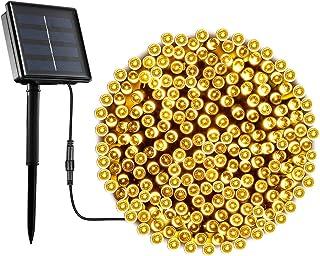 OxyLED Solar String Lights Outdoor, 72ft 200 LED Solar Led Fairy String Light Solar Powered, Decorative Lights Waterproof ...