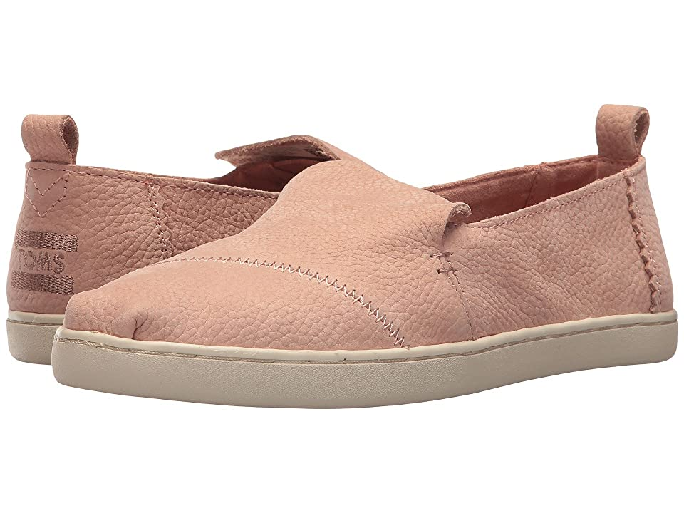 TOMS Deconstructed Alpargata (Bloom Nubuck) Women