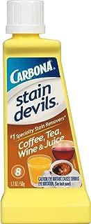 Carbona Stain Devils Coffee, Tea, Wine & Juice
