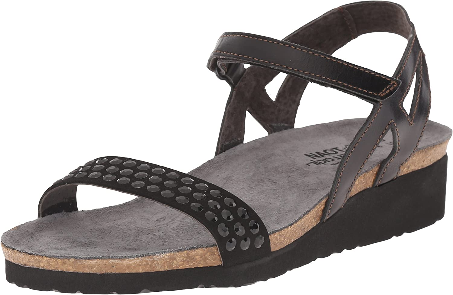 Naot Womens Lexi Wedge Sandal