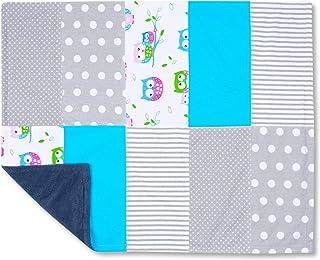Amazon.es: colchas patchwork - Ropa de cama / Dormitorio: Bebé