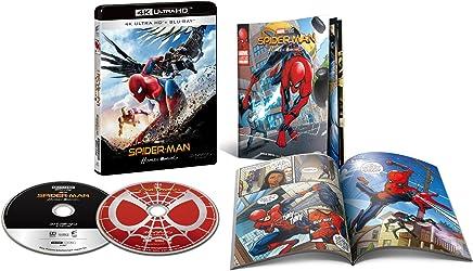 スパイダーマン:ホームカミング 4K ULTRA HD & ブルーレイセット(初回生産限定) [Blu-ray]
