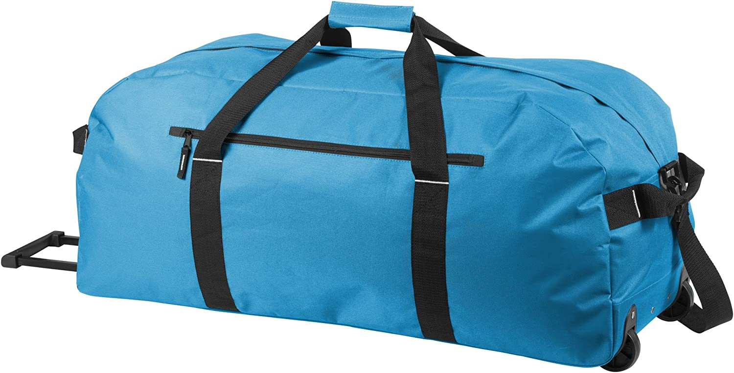 Bullet Vancouver Trolley Travel Bag (33.5 x 13.8 x 13.4 inches) (blueee)