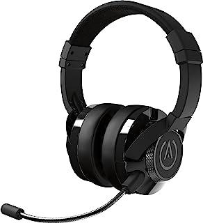 comprar comparacion PowerA Fusion Auriculares Gaming con Micrófono Desmontable y Cable - Compatibles con PlayStation 4, Xbox (One, One X, One ...