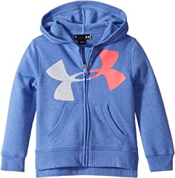 Big Split Logo Hoodie (Little Kids)