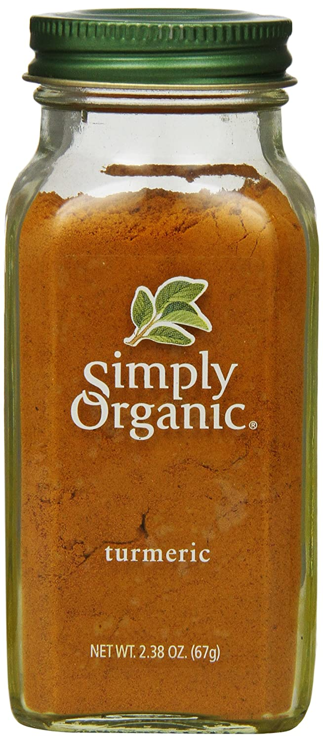 Simply Organic Turmeric Popularity Root Limited price sale Ground Certified 2.38 C oz