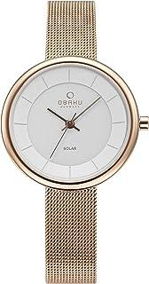 Obaku Dress Watch (Model: V206LRVWMV)