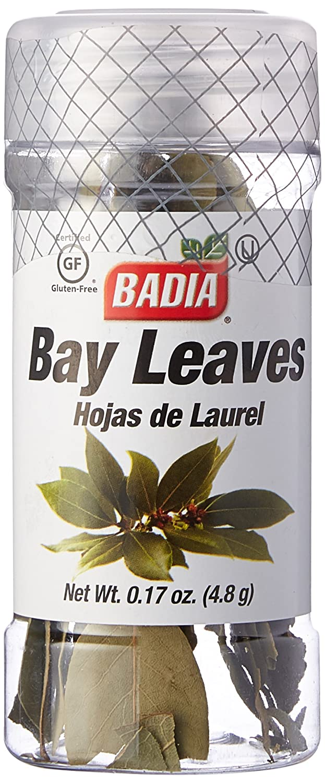 Badia half Bay Leaves Whole Oz 0.17 Ranking TOP9