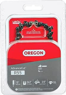 Oregon R55 AdvanceCut Chainsaw Chain for 16-Inch Bar, Fits Stihl
