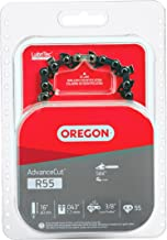 Oregon R55 AdvanceCut Chainsaw Chain for 16-Inch Bar, Fits Stihl