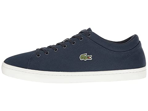 Lacoste Navywhite Descuentos Bl 2 Straightset BwqqS4I6d