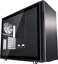 Fractal Design Define R6 - Mid Tower Computer Case - ATX - Optimized for High Airflow and Silent Computing with ModuVent T...