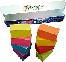 Debra Dale Designs - 800 Small Blank Both Sides Study Flash Cards - 3-1/2