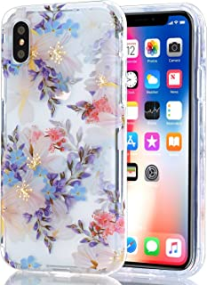 Best clear floral iphone x case Reviews