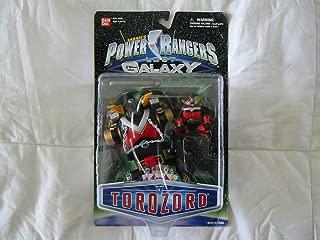 Power Rangers Lost Galaxy Torozord