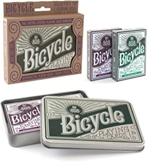 Bicycle Retro Playing Card Gift Set