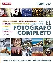 El fotografo completo / The full photographer (Spanish Edition)