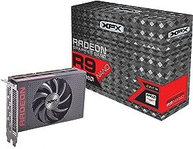 XFX Radeon R9 Nano 4GB 4096-Bit HBM PCI Express 3.0 CrossFireX Support Video Card R9-NANO-4SF6