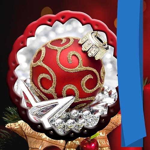 Weihnachtsdekoration-Rahmen