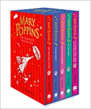 Mary Poppins – The Complete Collection Box Set: Mary Poppins, Mary Poppins Comes Back, Mary Poppins Opens the Door, Mary Poppins in the Park, Mary ... Lane / Mary Poppins and the House Next Door