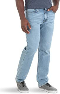 Authentics Men's Classic Relaxed Fit Flex Jean