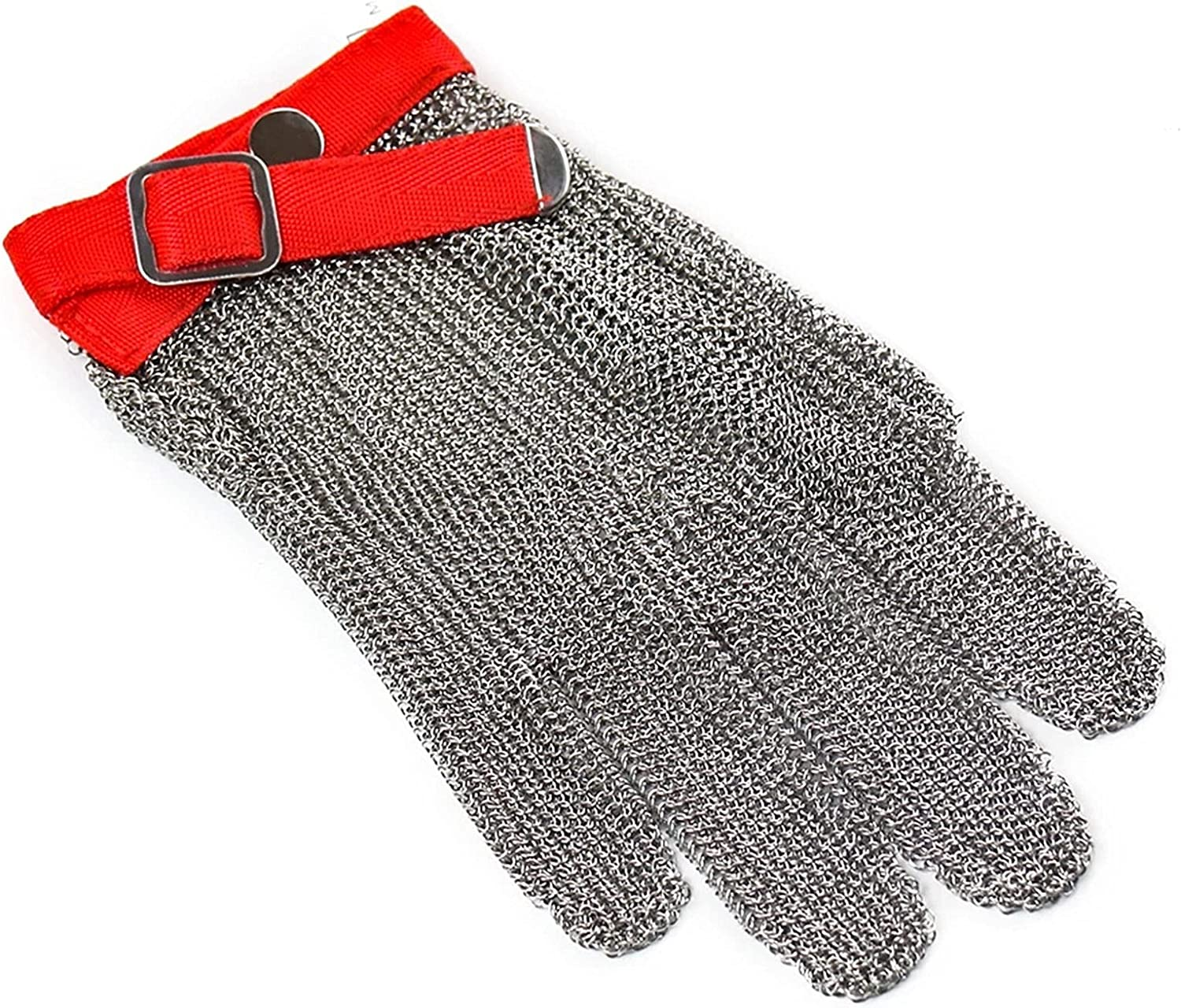 Steel Wire Gloves Chef m free shipping Resistant Credence Cut