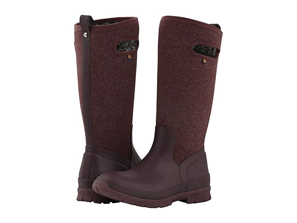 Bogs Crandall Tall (Wine) Women