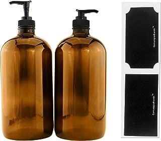 Best 32 oz refillable pump bottle Reviews