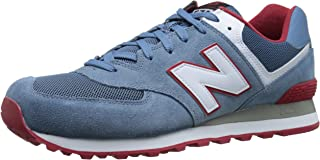 New Balance MS574GNC Sneaker Uomo Grigio 43: Amazon.it