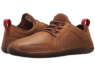 Vivobarefoot Primus Lux WP Leather (Dark Brown) Women