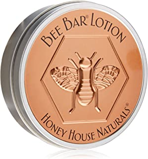 Honey House Naturals Bee Bar, Hawaiian, Large, 2 Ounce