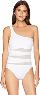Women's Shoulder One Piece Swimsuit