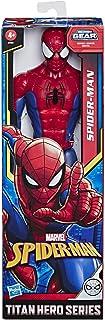 Boneco Marvel Spider-Man Titan Hero Series, Figura de 30 cm - Homem Aranha - E7333 - Hasbro