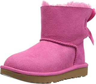pink toddler uggs with bows