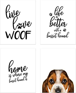 Best christmas basset hound pictures Reviews