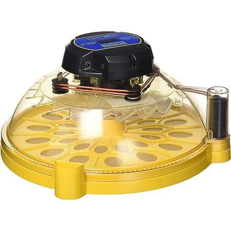 Brinsea Products USAC26C Maxi II Advance Automatic 14 Egg Incubator, One Size, Yellow/Black
