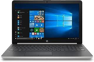 HP 15-da0000ne Laptop -Intel Core i3-7020U, 15.6-Inch, 1TB, 4GB, Eng-Arb-KB, Windows 10, Silver