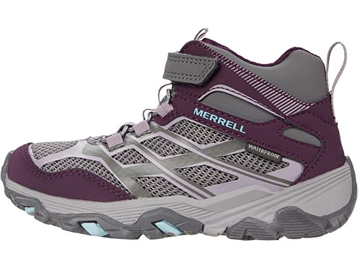 Merrell Unisex Kids/' M-moab Fst Low Waterproof Rise Hiking Boots