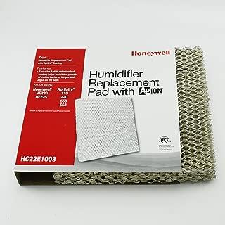 Honeywell HC22E1003 HE225 Humidifier Pad with Agion Coating