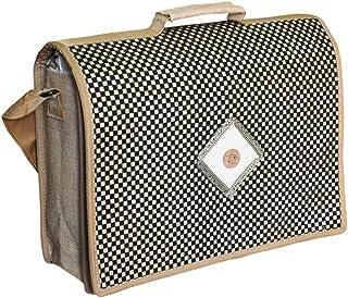 Attache Executive File Bag (Brown)