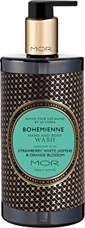 MOR Boutique Emporium Classics Bohemienne Hand & Body Wash, 500 ml