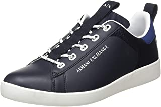 ARMANI EXCHANGE Berlin Casual Low Top, Scarpe da Ginnastica Uomo