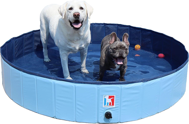 Good Doggo Shop Fashionable Foldable Dog 2021 new Pool Pet and for Rugged - Kids