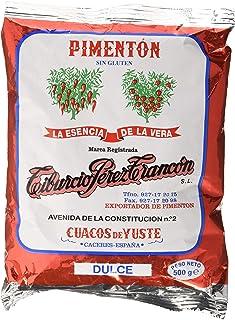 La Esencia de la Vera Pimentón Dulce - 500 gr