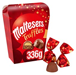 Maltesers Truffles Large Gift Box 336 g