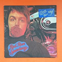 PAUL McCARTNEY Red Rose Speedway SMAL 3409 Sterling LH LP Vinyl VG+ GF Booklet