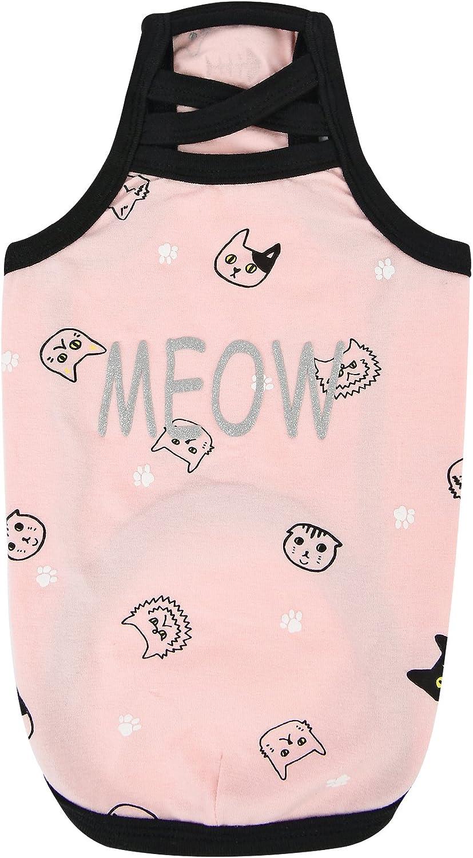 CATSPIA CASATS9405LPM Mimi Pet Shirt, Medium