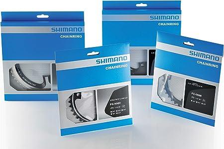Shimano 105 FC-5800 Corona Set 52//36 Nero Nuovo